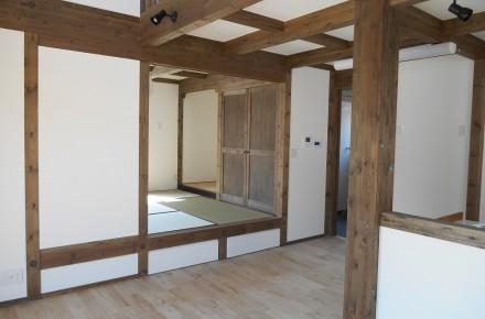 額田郡 K様邸 【 日本古来の蔵をイメージした家 】