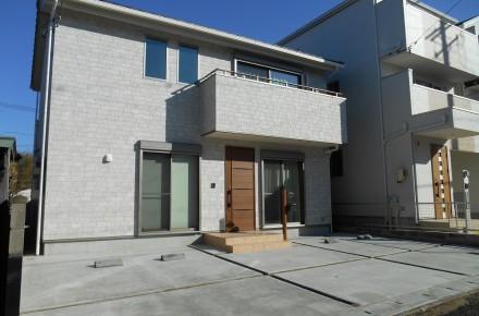 名古屋市名東区 H様邸 【 真壁と大壁の違いがわかる家 】