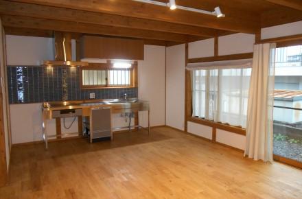 名古屋市名東区 I様邸 【 将来、部屋数を増やせる可変空間のある家 】